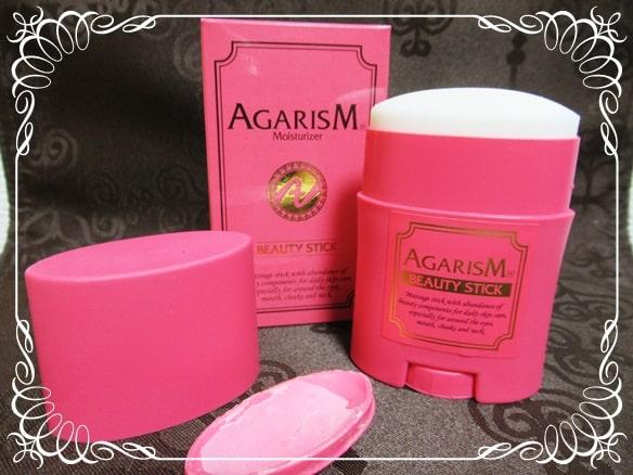 かっさ スティッククリーム AGARISM AkaraN
