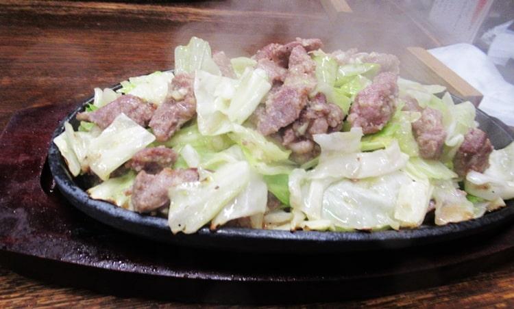 びっくり亭本家 福岡 博多 鉄板焼き肉 口コミ