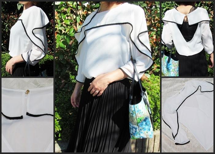 yoox ユークス 洋服 30代 ブラウス 口コミ 40代 ファッション アラフォー 通販 安い