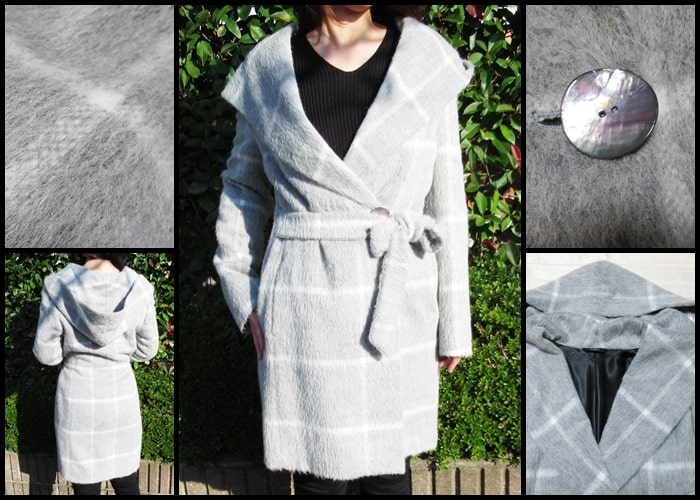 yooxs ユークス 洋服 ファッション コート アウター 冬 30代 40代 アラフォー 通販 安い