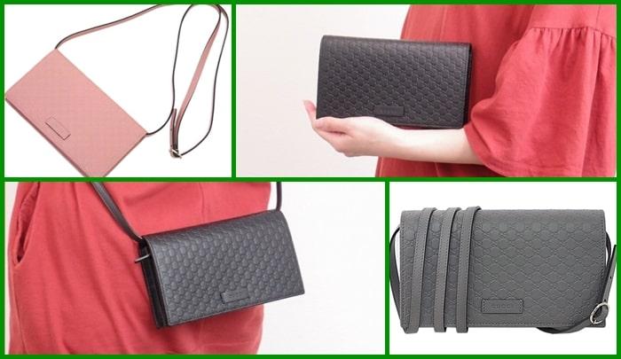 お財布ポシェット,おすすめ,ブランド,グッチ,スマホ,レザー,ショルダーバッグ,財布, お財布ショルダー,使い方,