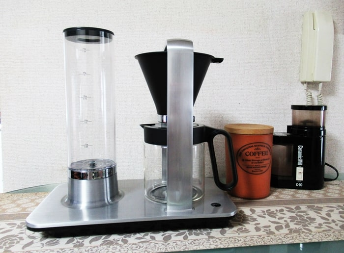 高級,コーヒーメーカー,ウィルファ,スヴァート,プレシジョン,おしゃれ,人気,おすすめ,全自動,使い方,