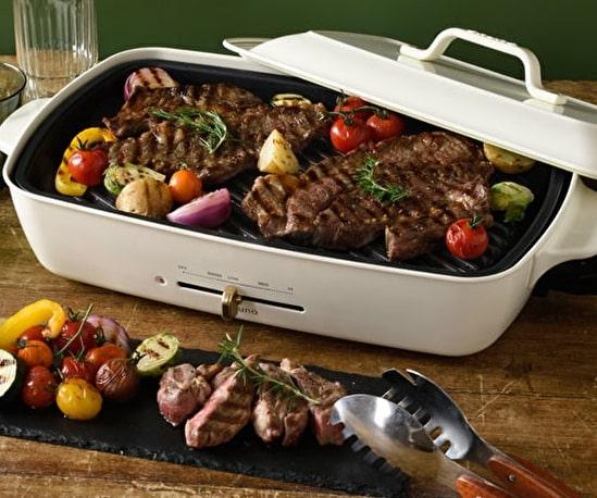 焼き肉 ホットプレート まずい 無煙 匂い 卓上コンロ 温度 油ハネ ブルーノ BRUNO
