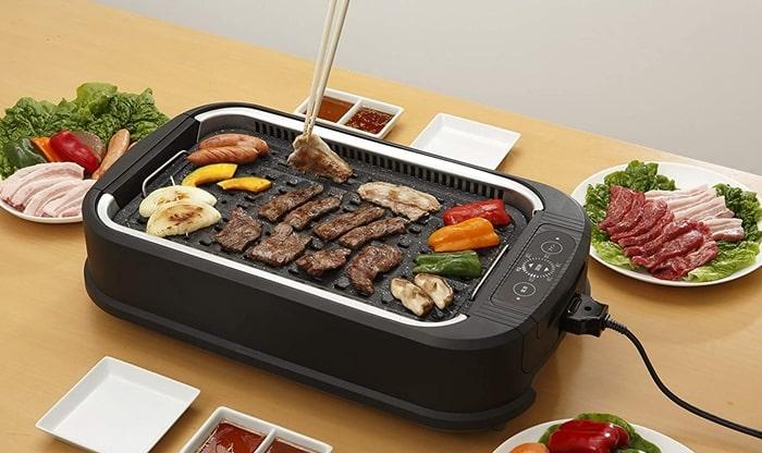 焼き肉 ホットプレート まずい 無煙 匂い 卓上コンロ 温度 煙吸う スモークリーン ロースター