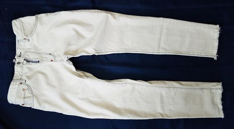 ディースク ホワイトジーンズ,メンズ,サイズ感,人気,種類,中古,コーデ,